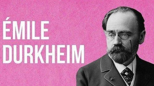 Émile Durkheim(1858-1917)