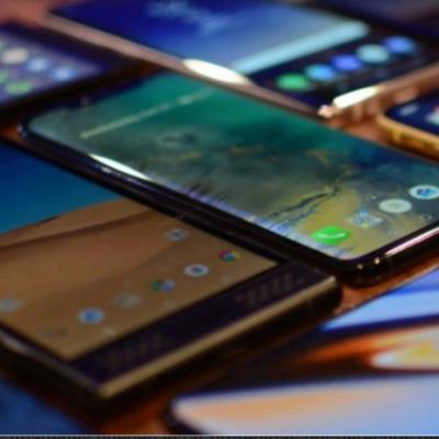 Los celulares  timeline