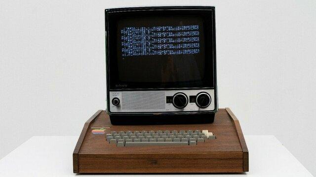 Ordenador Apple 1