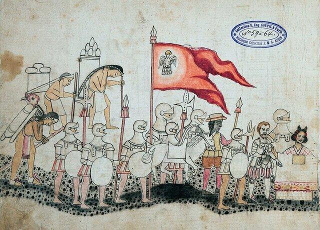 L'imperi Asteca 1519-1521