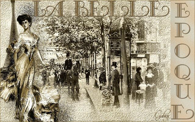 1880-1914 BELLE EPOQUE