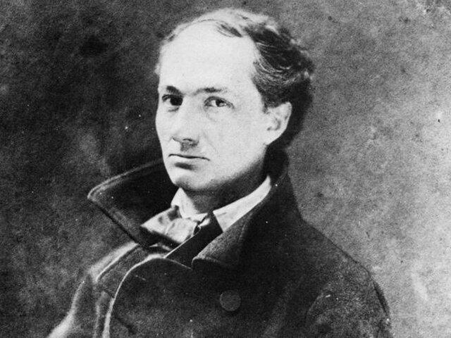 Charles Baudelaire (Parigi 1821 - Parigi 1867)
