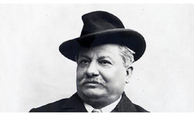 G. Pascoli (San Mauro di Romagna 1855 - Bologna 1912)