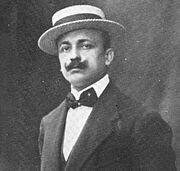 Tommaso Marinetti (Alessandria d'Egitto 1876 – Bellagio 1944)