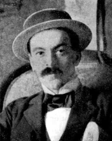 Italo Svevo (Trieste 1861 – Motta di Livenza 1928)
