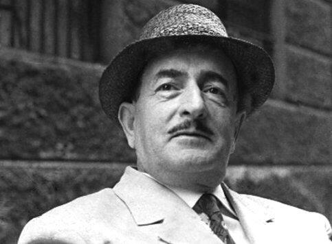 Salvatore Quasimodo ( Modica 1901 - Napoli 1968