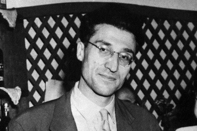 Cesare Pavese ( Santo Stefano Belbo 1908 - Torino 1950)
