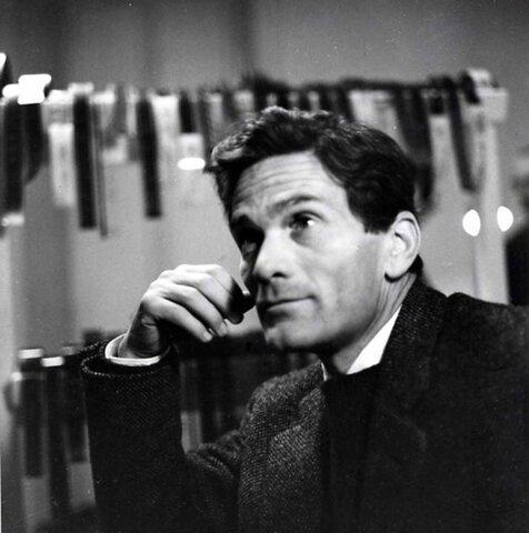 Pier Paolo Pasolini ( Bologna 1922 - Lido di Ostia 1975)
