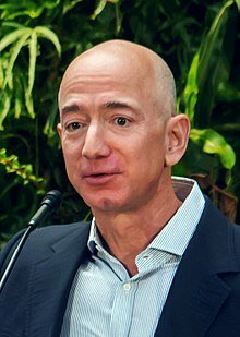 Jeff Preston Bezos