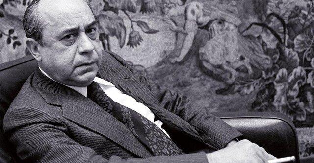 Leonardo Sciascia ( Racalmuto 1921 - Palermo 1989 )