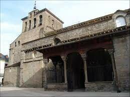 Catedral de Jaca. Fuente