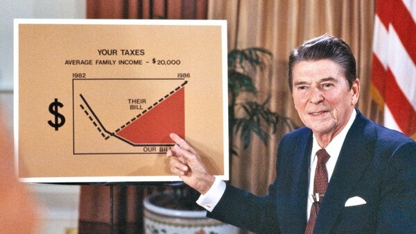 """""""Trickle Down Economics"""" (1981)"""