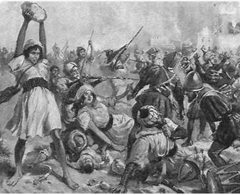 La rebelión de los moriscos