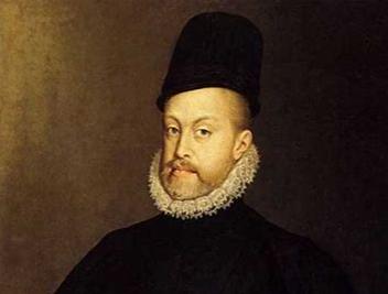 Felipe II reclama el trono de Portugal