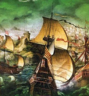 Felipe II crea la armada invencible