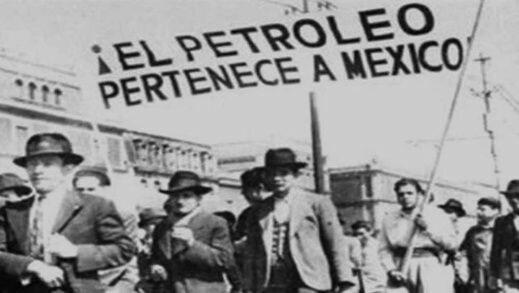 Nacionalización de la Industria Petrolera.