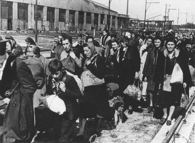 Deportaciones de pueblos en la Unión Soviética