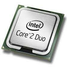 Processeur ➔ Intel Core 2 Duo (Conroe)