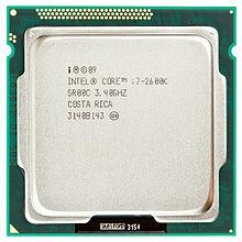 Processeur ➔ Intel Core i7/Xeon (Sandy Bridge-E)