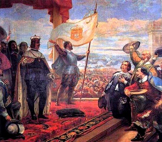 El levantamiento en Portugal