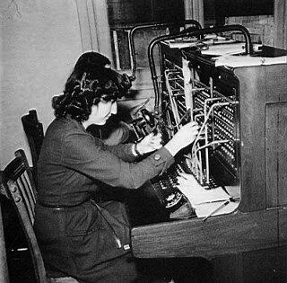 Primer Servicio Telefónico de AT&T