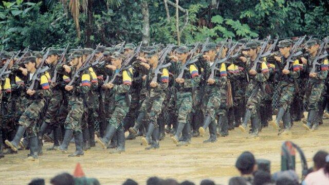 creacion de las FARC
