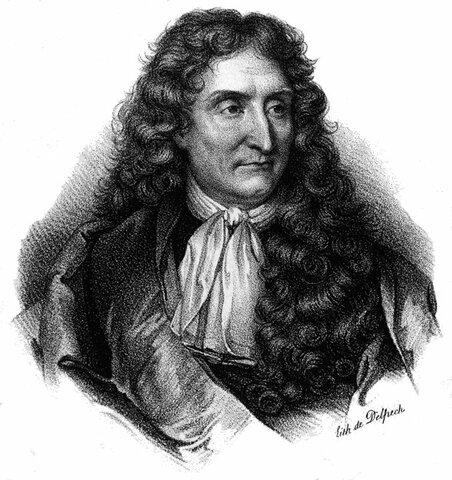Jean de La Fontaine (Francia)