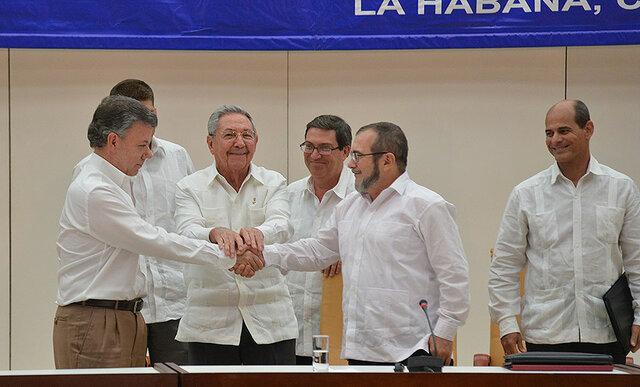 se firma el acuerdo de paz en cartagena