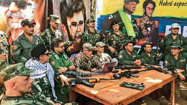 se rearma las disidencias de las FARC