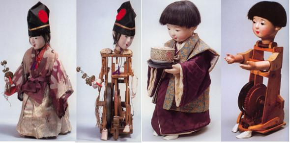 il rinascimento giapponese porta il giappone a diventare la patria della rootica