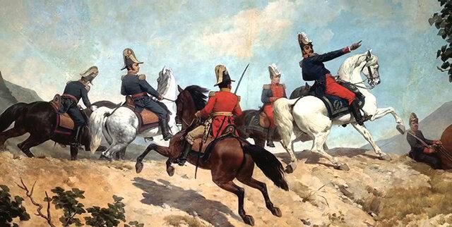 La Batalla de Carabobo