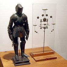 Leonardo da vinci e il cavaliere meccanico