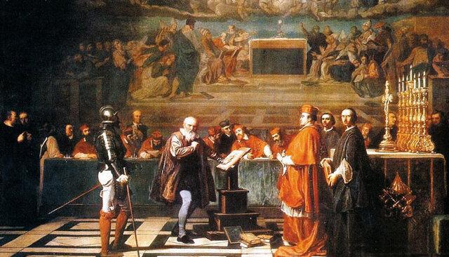 Instauración del Tribunal de la Inquisición.