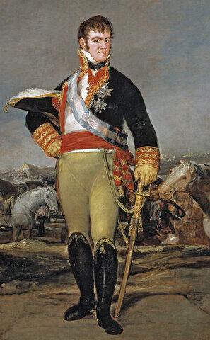 Fernando VII es liberado en Cádiz por los liberales