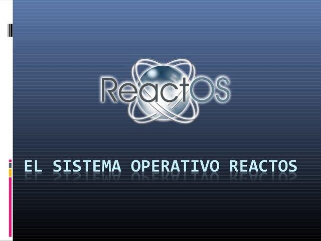 ReactOS 0.0.16