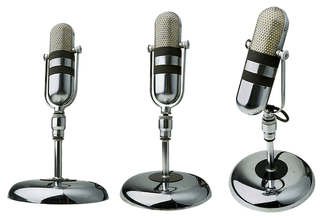 invencion del microfono inalambrico