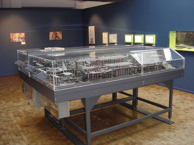 Creación de la primera computadora