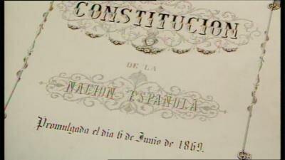 Promulgación de Constitución de 1869