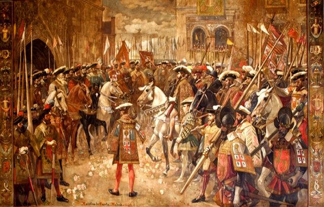 Revuelta de la Germanías (1520-1523).