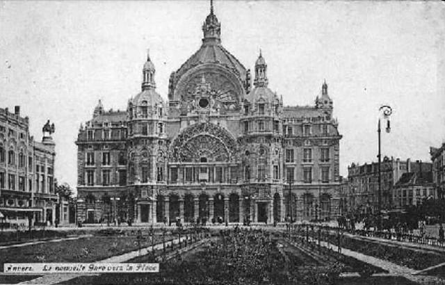 Eind 19e eeuw