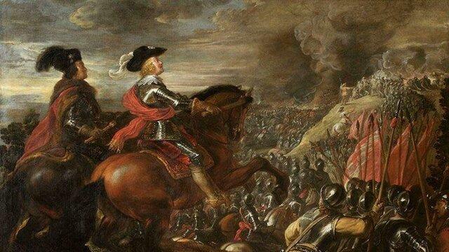 Guerra de los Treinta Años (1618-1648).