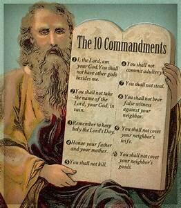 Ley proclamada por Moisés