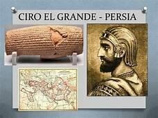 Ciro el Grande conquista Babilonia.
