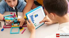 Estado del arte de la robótica pedagógica timeline