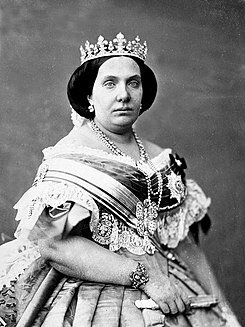 Reinado de Isabel II ( 1843 )