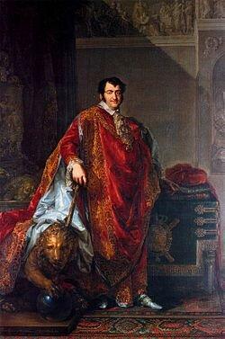 Fernando VII instaura de nuevo el absolutismo.