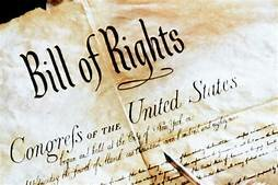 The Bill of Rights.