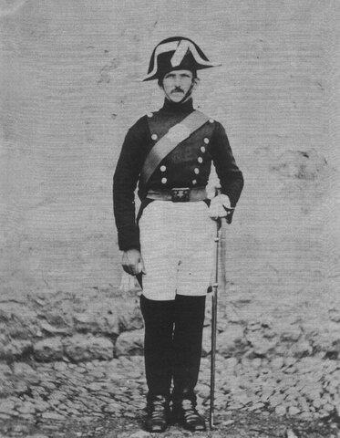 Se crea la Guardia Civil (1843-1844)