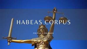 Ley del Habeas Corpus.