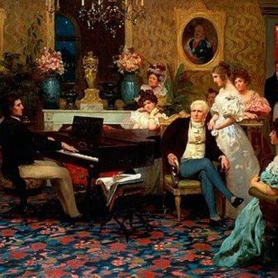 Romantic Era (1810-1890) timeline
